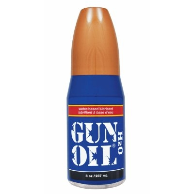 Gun Oil H2O Water Based Lube 2oz (59ml)