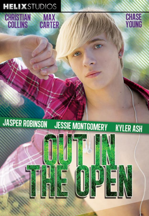 Out in the Open DVD Cover