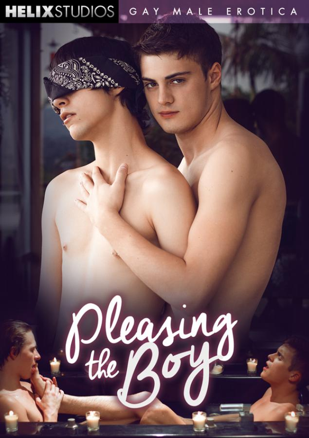 Pleasing The Boy DVD COVER