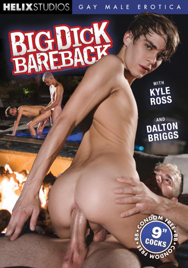Big Dick Bareback DVD Front Cover