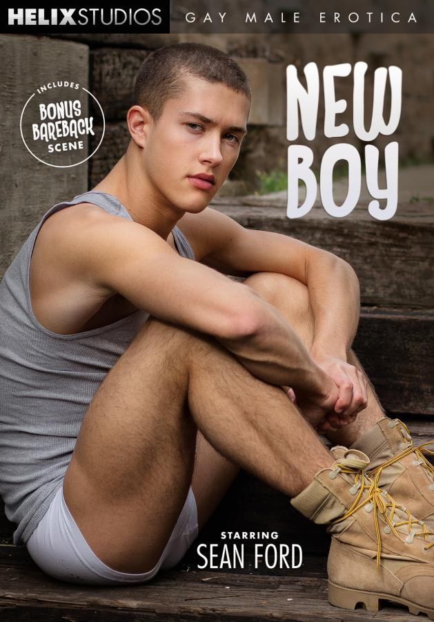 New Boy DVD Cover