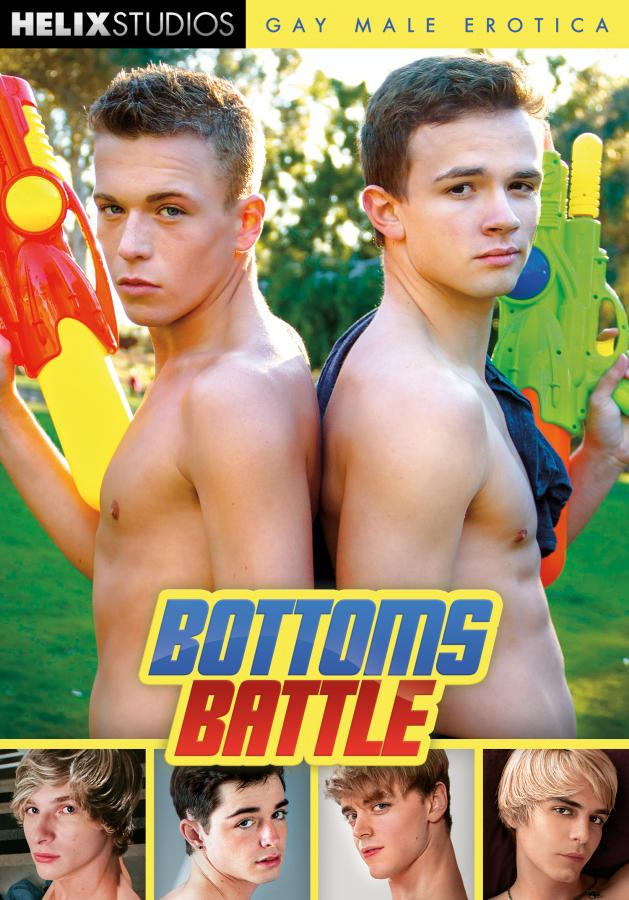 Bottoms Battle DVD Cover