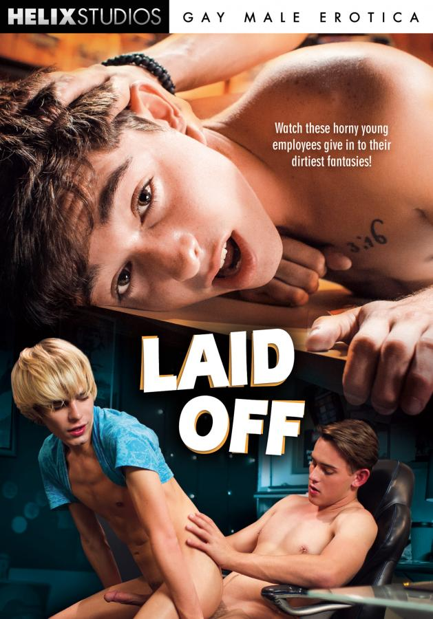 Laid Off DVD Cover