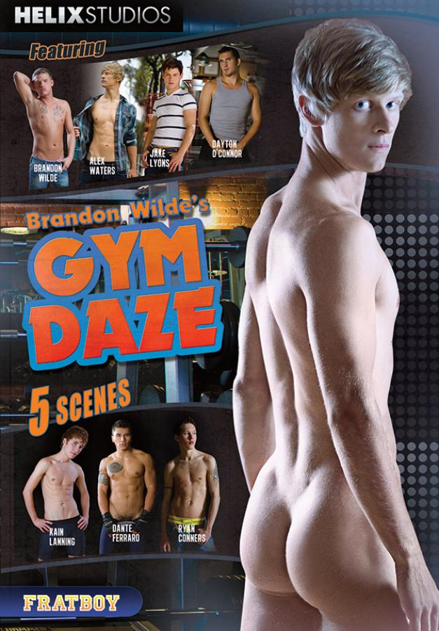 Gym Daze XXX Movie Cover