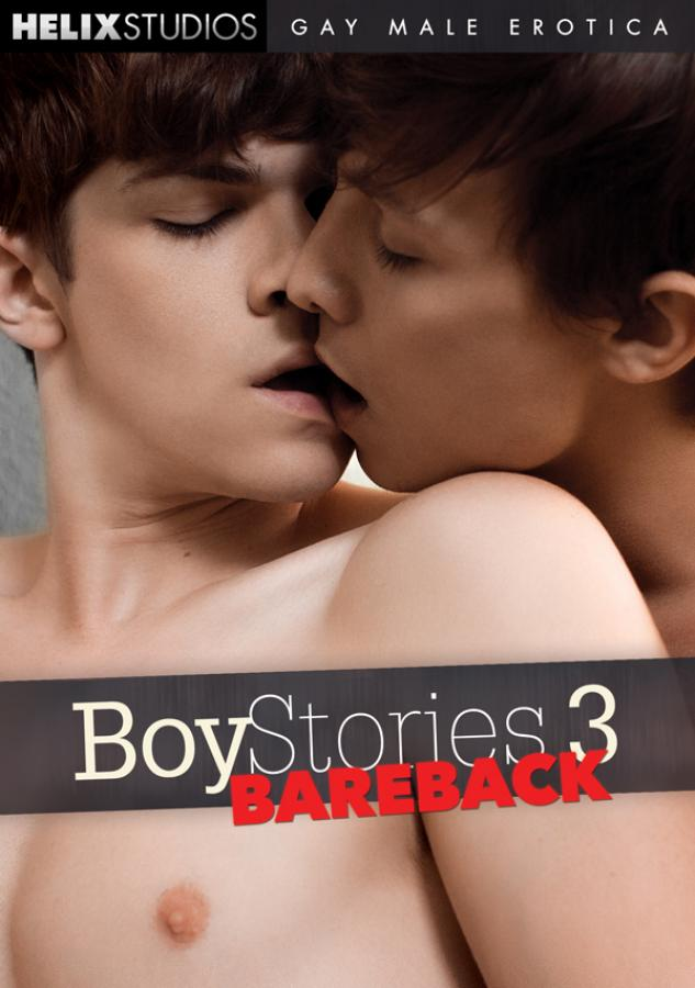 Bareback Boy Stories 3 DVD COVER