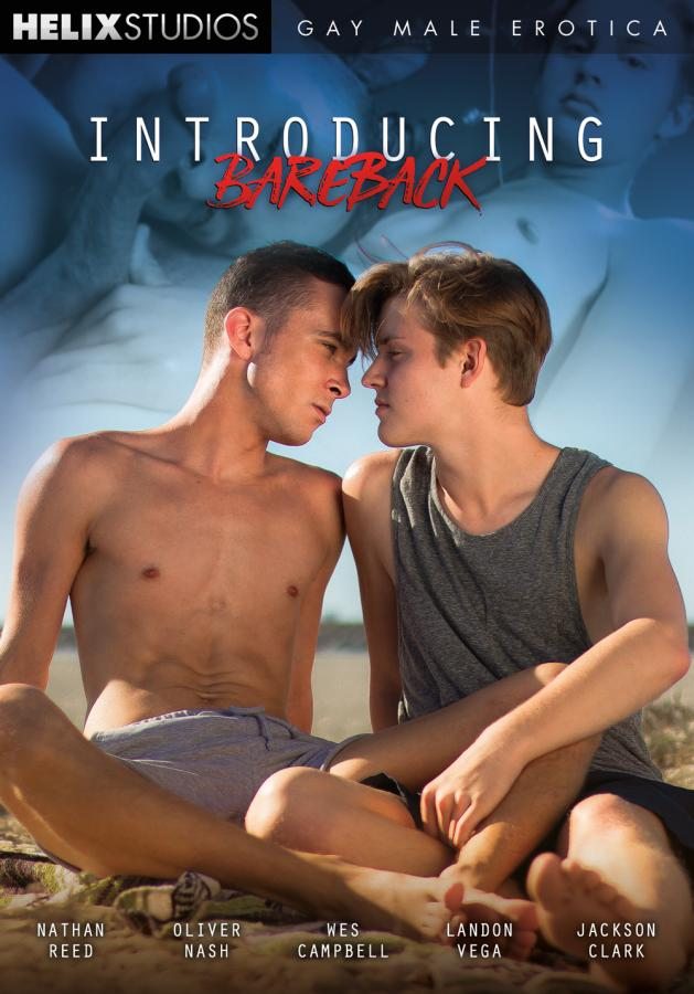 Introducing Bareback DVD Cover