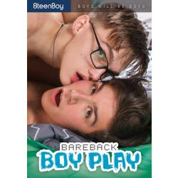 Bareback Boy Play