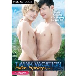 Twink Vacation: Palm Springs Part 2